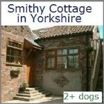 cottage 2 plus dogs welcome Yorkshire